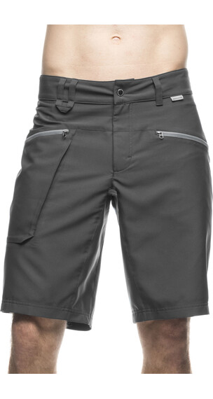 Houdini M's Gravity Light Shorts Rock Black/Rock Black
